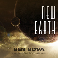 New Earth by Ben Bova cover image